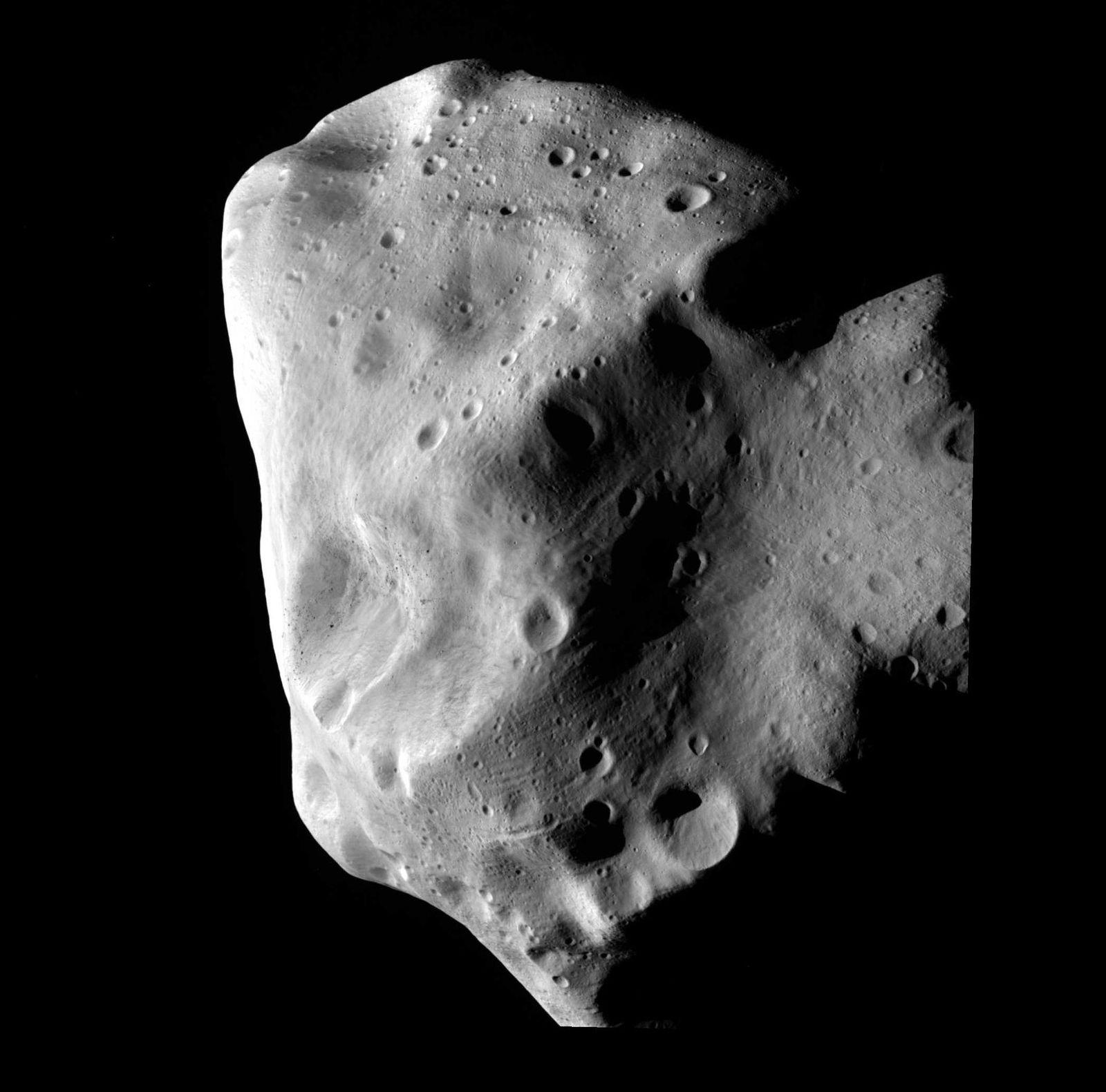 Kometenjäger Rosetta / Asteroid Lutetia