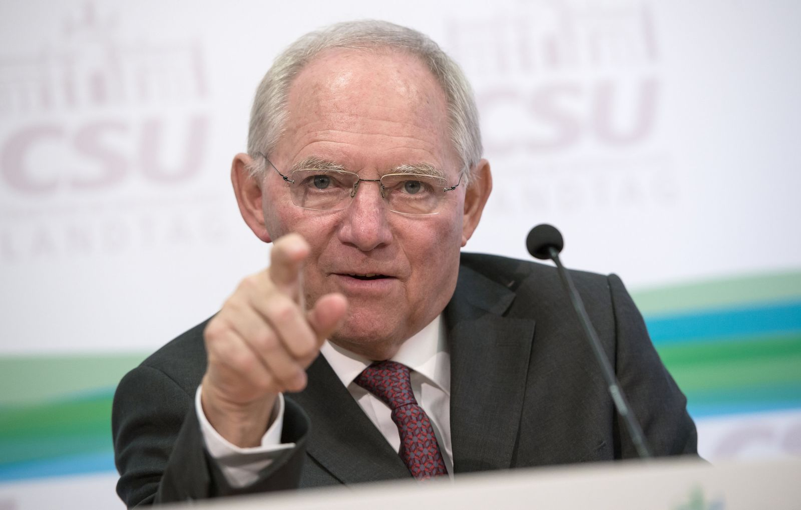 Schäuble/ Winterklausur