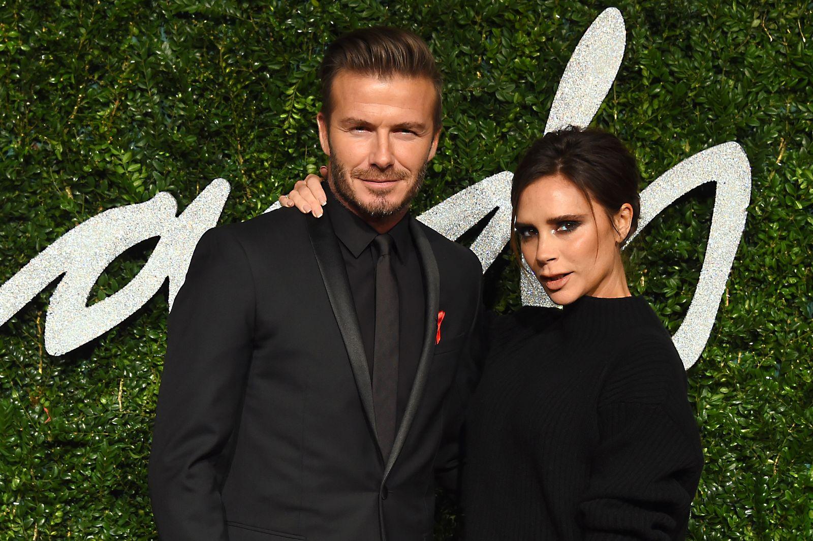 David Beckham/ Victoria Beckham