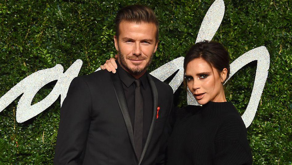 """David Beckham und Victoria Beckham: """"Es war Liebe auf den ersten Blick"""""""