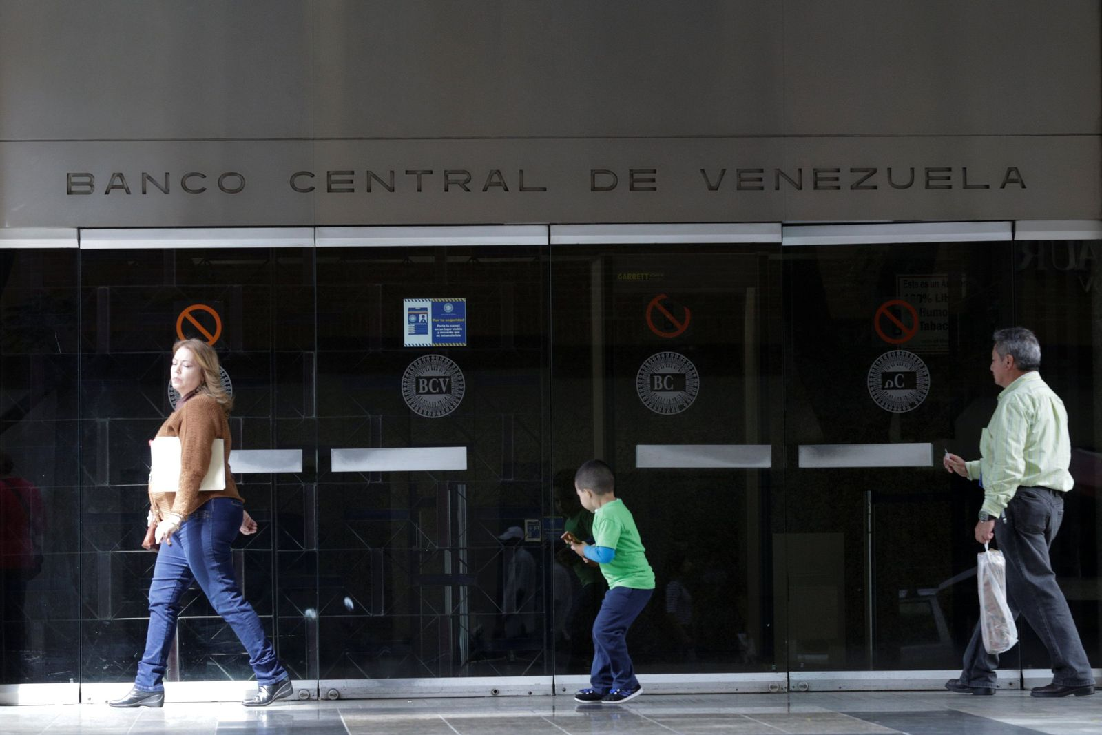 VENEZUELA-ECONOMY/