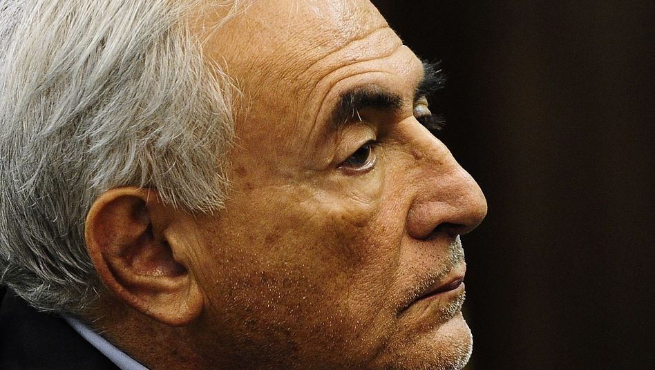 Dominique Strauss-Kahn: Einzelzelle auf der Gefängnisinsel
