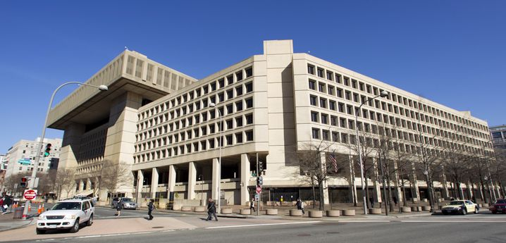 FBI-Zentrale in Washington