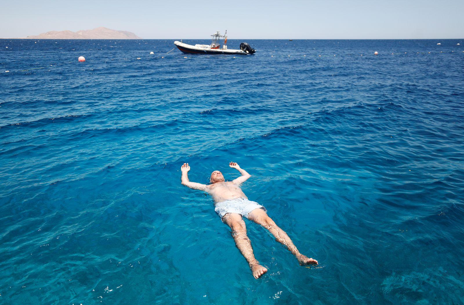 The coronavirus disease (COVID-19) outbreak in Sharm el-Sheikh