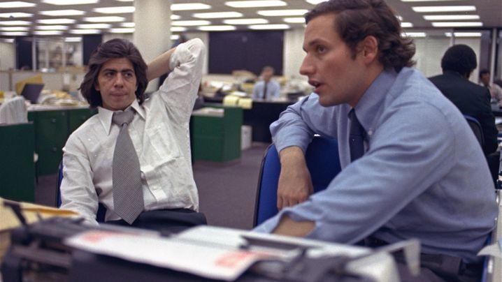 Watergate-Affäre: Nixons Hintermänner