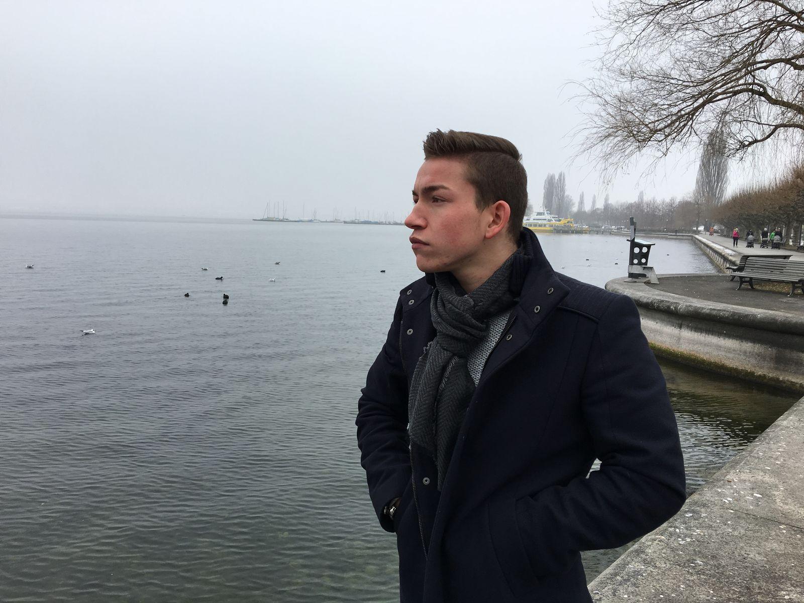 EINMALIGE VERWENDUNG Marco Hauenstein