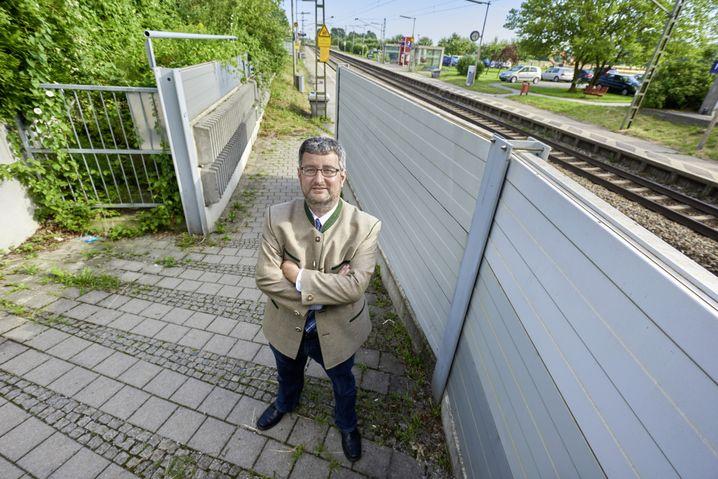 Flintsbacher Bürgermeister Lederwascher