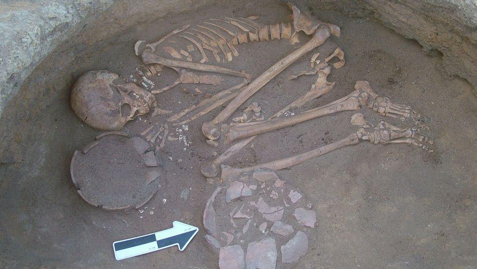Centro Studi Sub-Sahariani: Begräbnisstätte im heutigen Sudan, über Jahrtausende genutzt