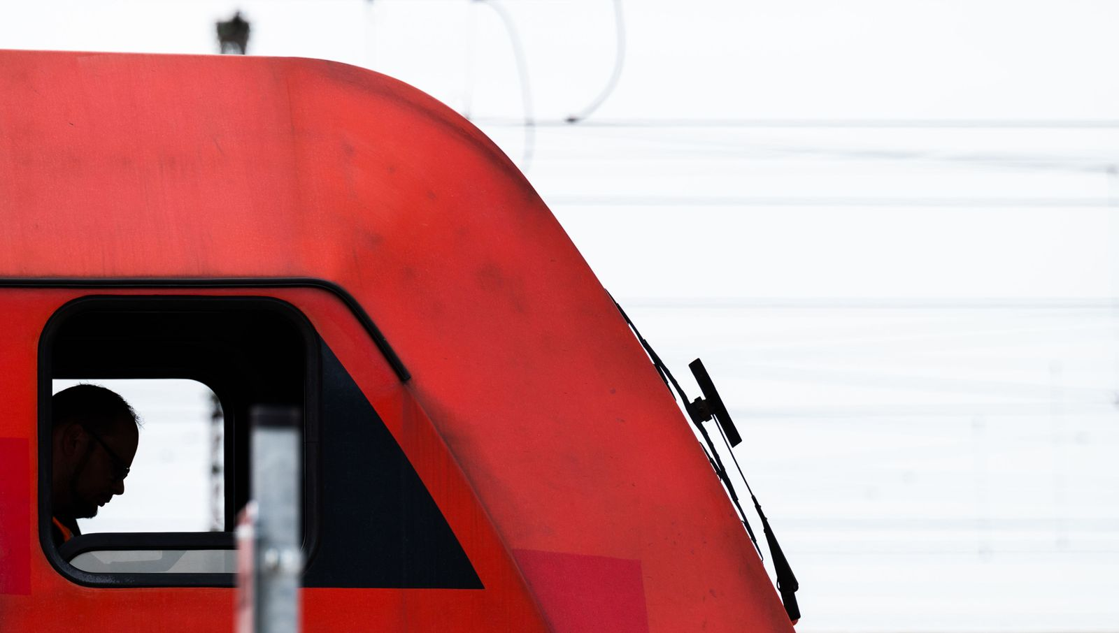 Lokführer beschließen Arbeitskampf bei der Bahn