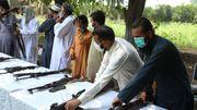 Taliban kündigen dreitägigen Waffenstillstand an