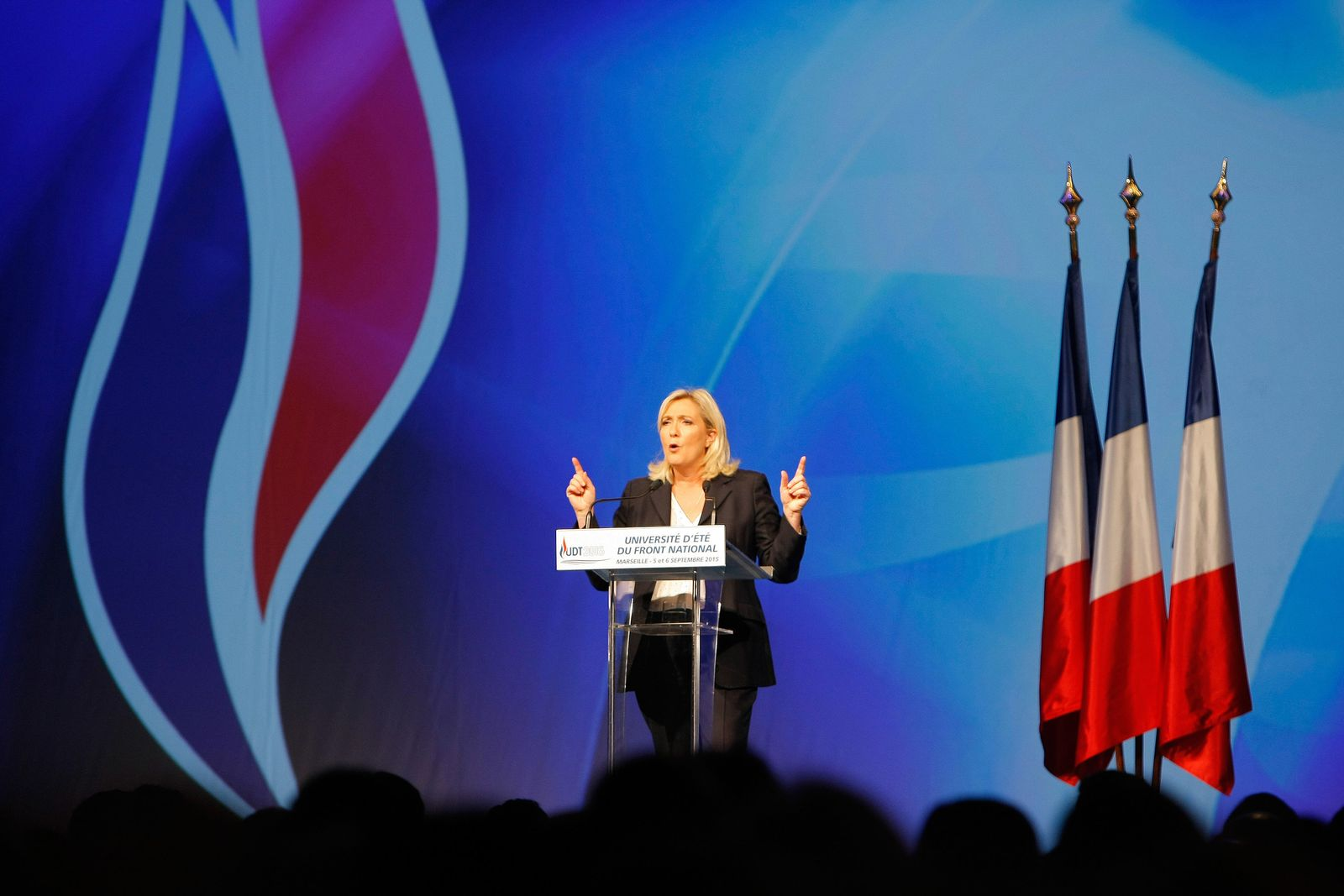 Marine Le Pen Front National