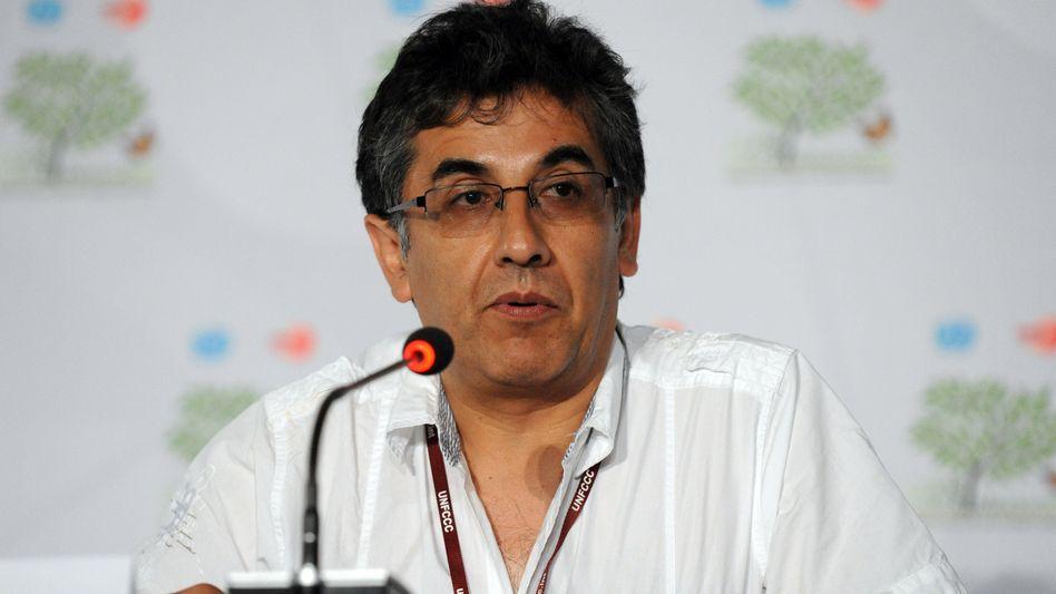 """Boliviens Uno-Botschafter Solón: """"Konsens bedeutet nicht Einstimmigkeit"""""""