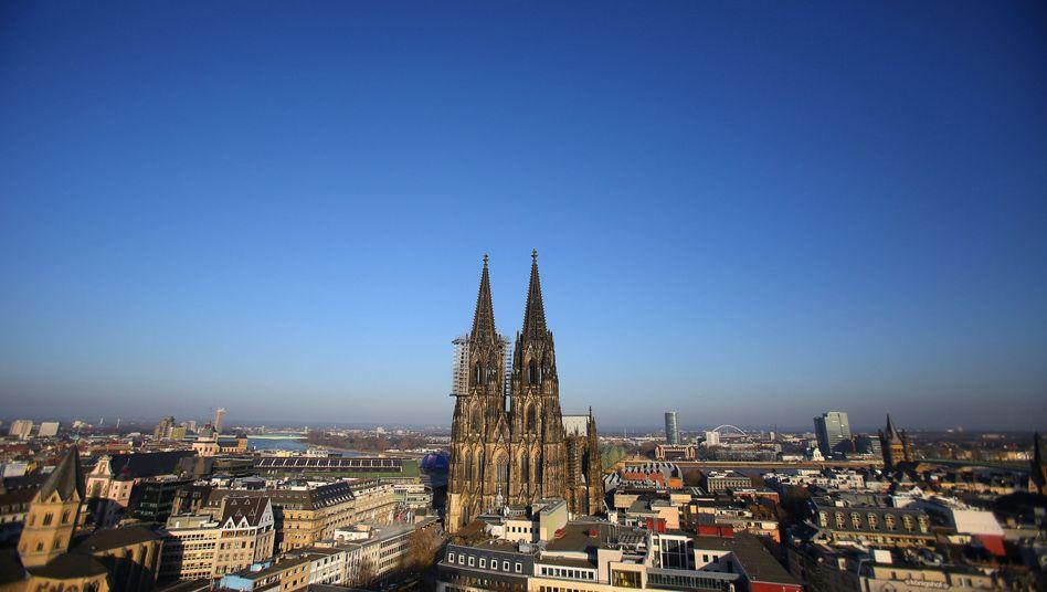 Kölner Dom: Nur ein symbolischer Wert