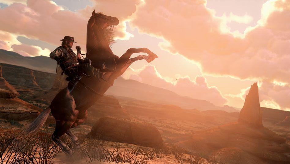 """""""Red Dead Redemption II"""" erschien im Oktober 2018 und sammelte überwiegend sehr positive Kritiken"""