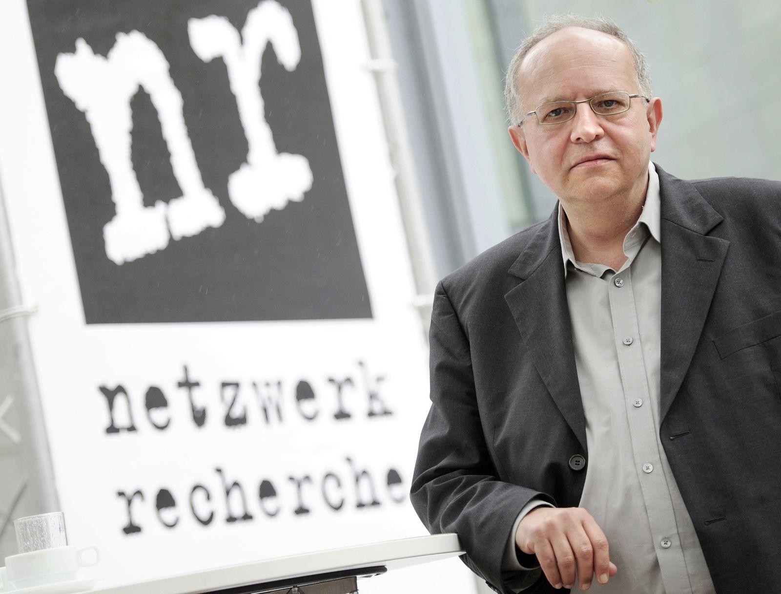 Thomas Leif / netzwerk Recherche