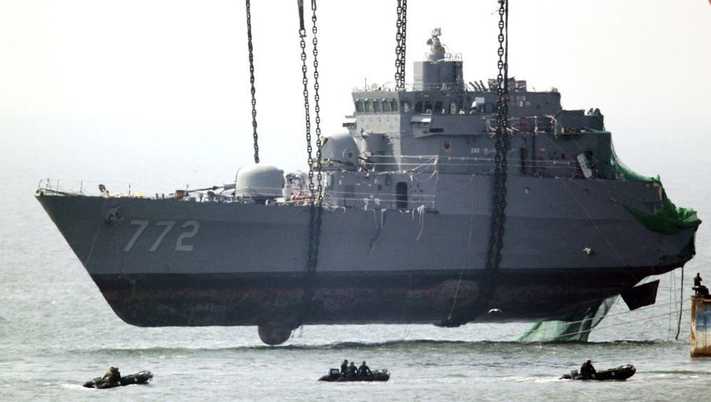 """Tödliches Torpedo: Untergang der koreanischen Korvette """"Cheonan"""""""