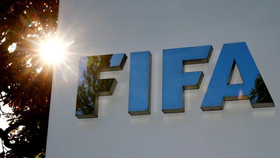 Die Fifa reagiert auf die Corona-Situation