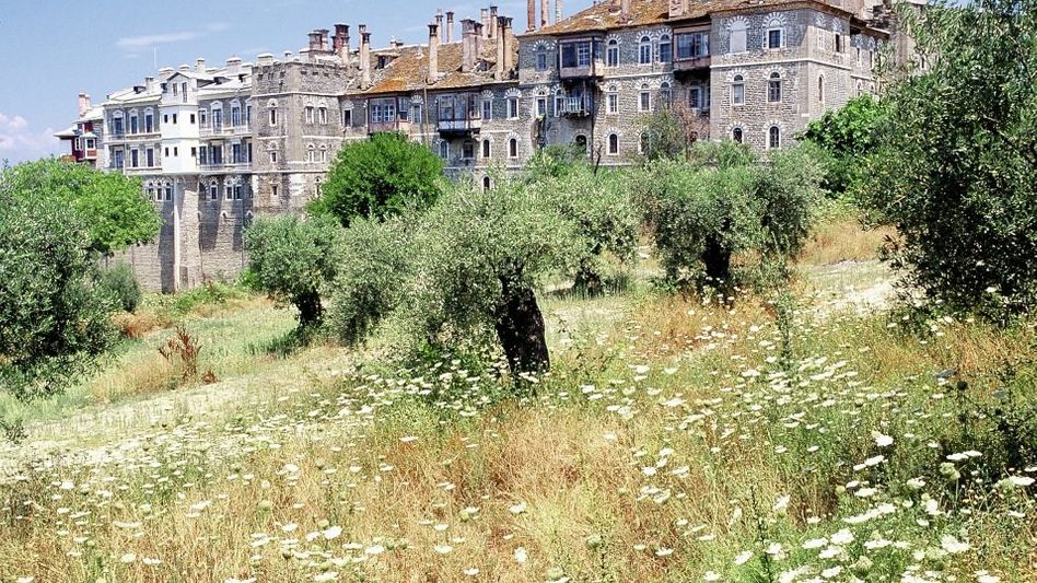 Kloster Vatopedi