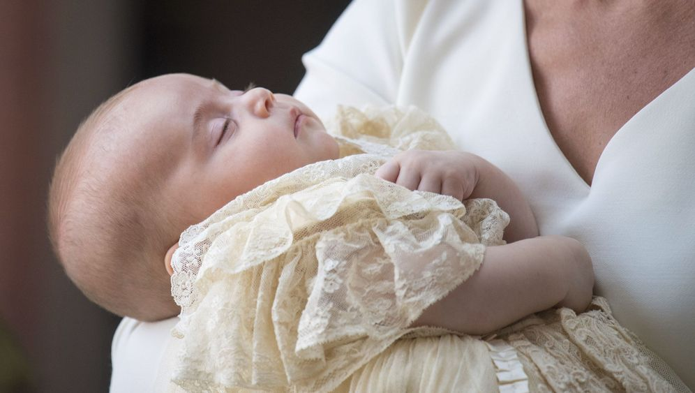 Prinz Louis: Taufe ohne die Queen