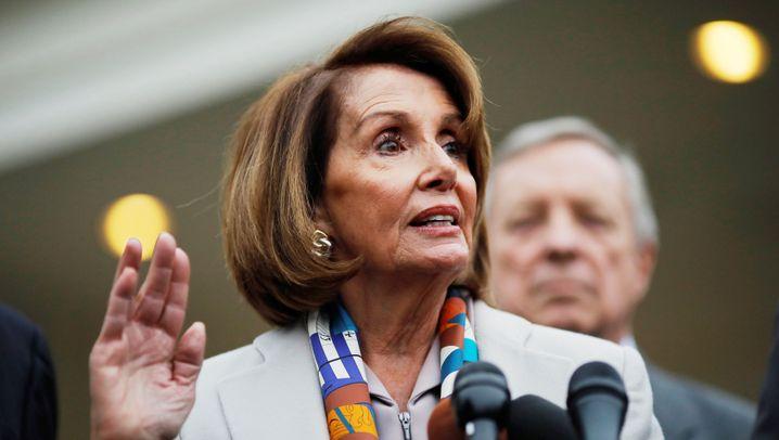 Nancy Pelosi: Die mächtigste Frau Amerikas