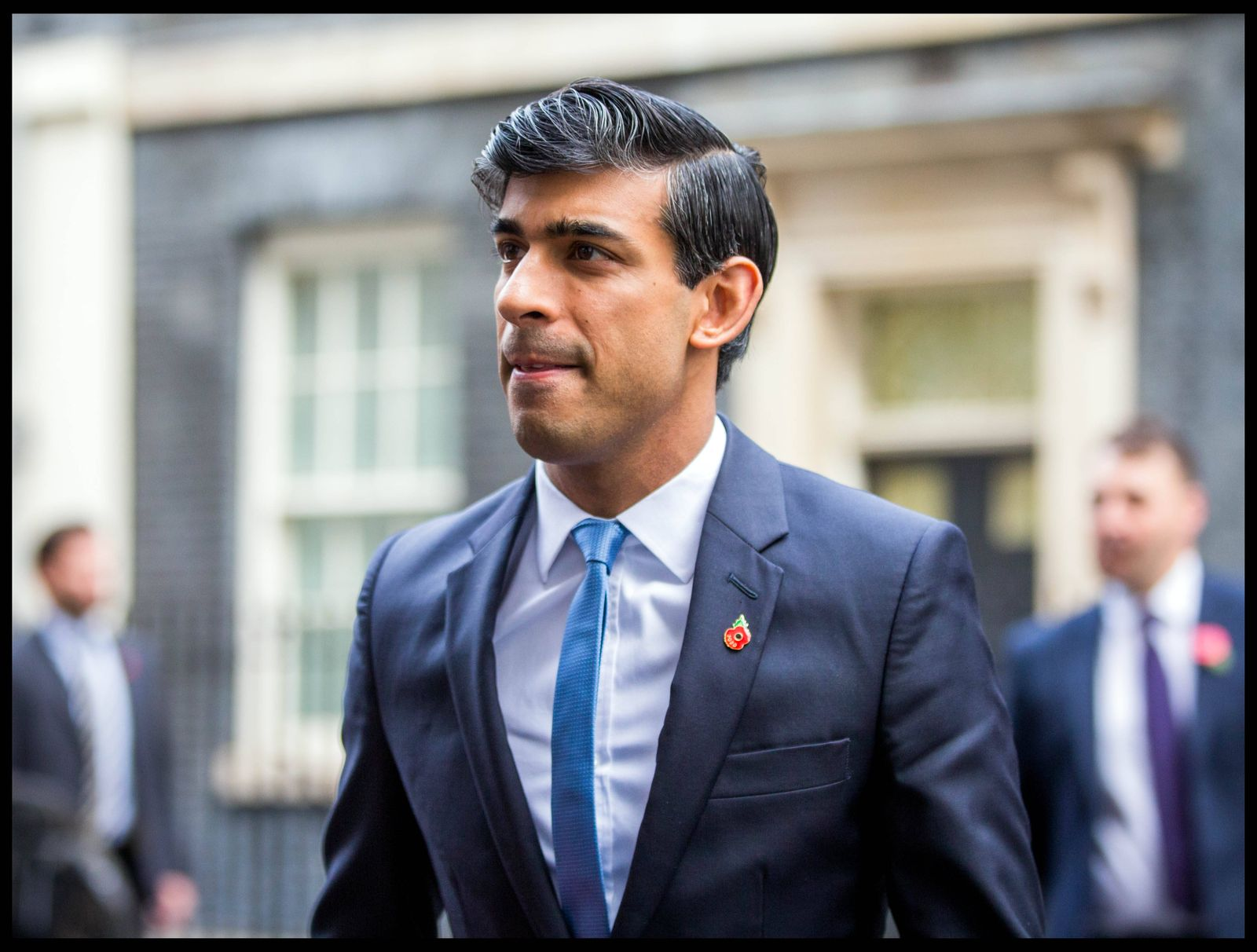 . 10/11/2020. London, United Kingdom. Cabinet Meeting. Rishi Sunak - Chancellor of The Exchequer attends Cabinet Meetin