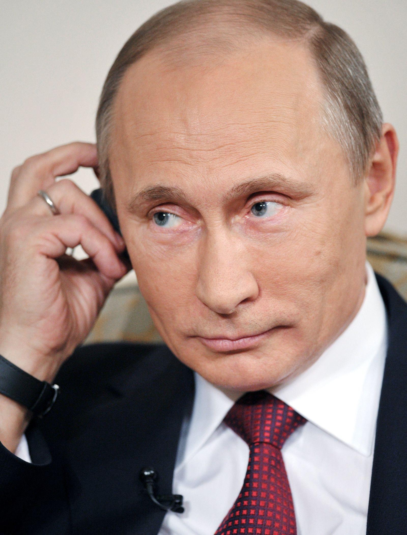 ARD-Interview Putin