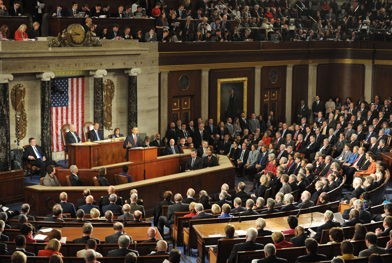 US-POLITICS-OBAMA-STATE OF THE UNION