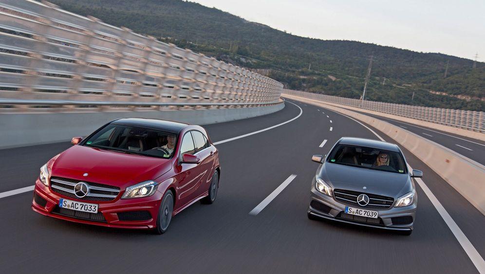 Daimler: Vom Smart bis zur S-Klasse