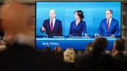 Kandidaten mühten sich heftig um Abgrenzung voneinander