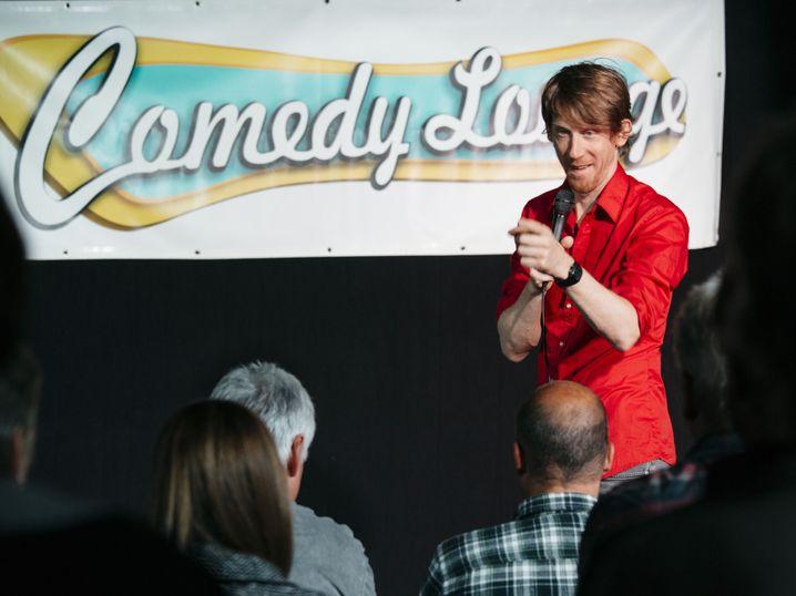 Comedian Schulte-Loh: Exotenstatus in Großbritannien