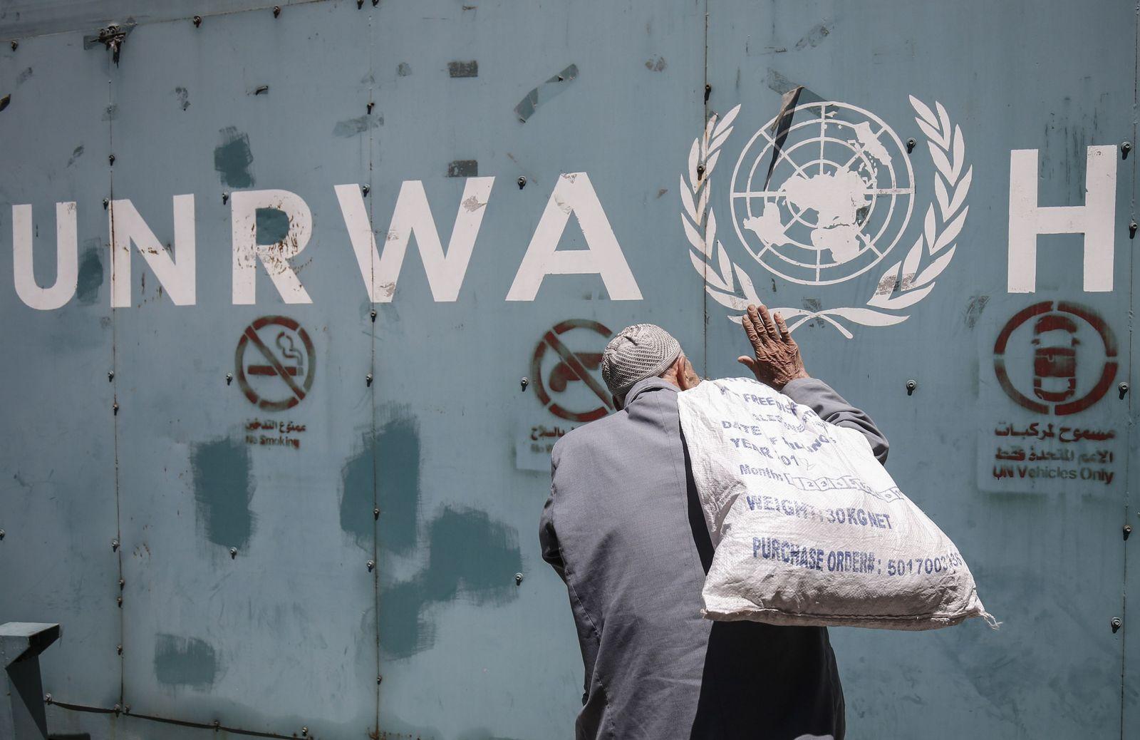 PALESTINIAN-ISRAEL-GAZA-UNRWA