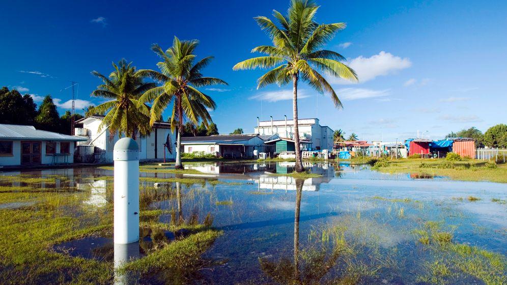 Tuvalu: Dem Untergang geweiht?