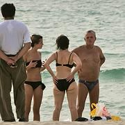 Strand in Dubai: Zahlreiche Badegäste wurden bereits inhaftiert, weil sie sich oben ohne oder nackt sonnten
