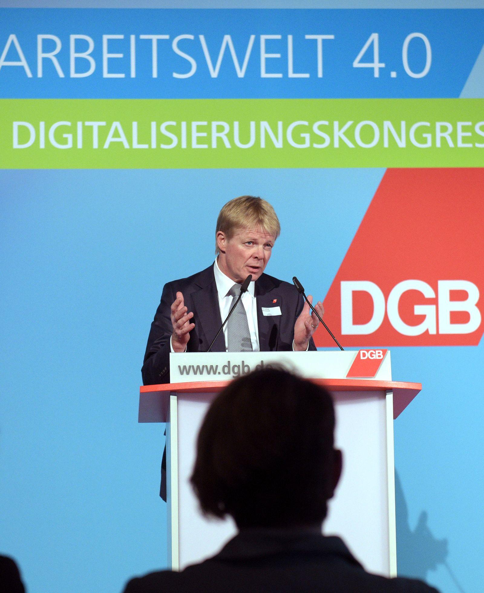 DGB-Kongress zur Arbeitswelt 4.0