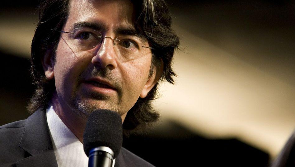 "Ebay-Gründer Pierre Omidyar: ""Leser in engagierte Bürger verwandeln"""