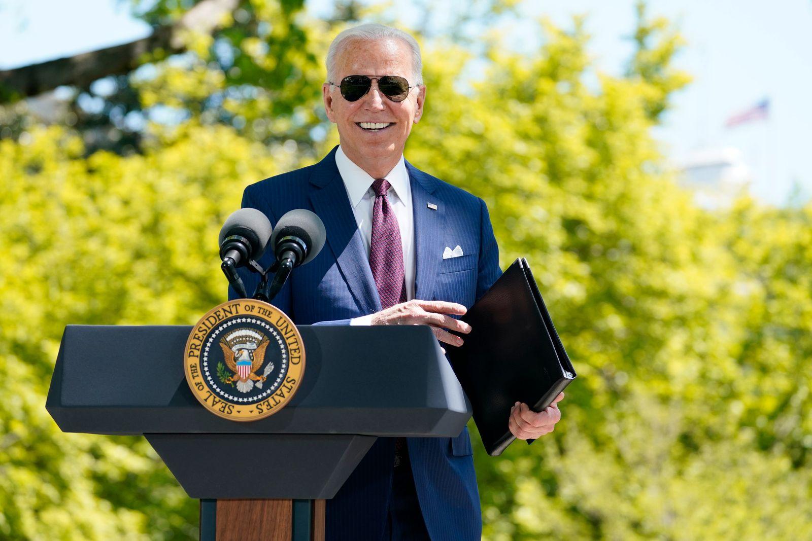 Coronavirus - USA - Biden