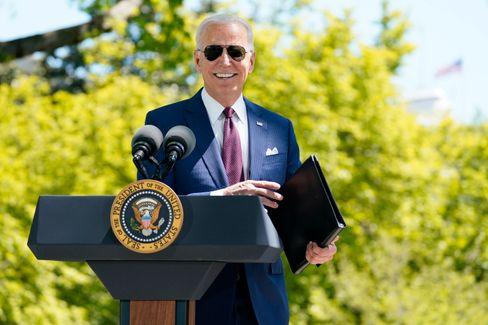 100. Amtstag von Joe Biden