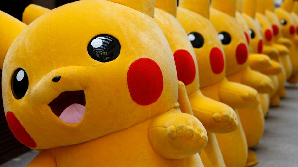 Pikachu: Star der Pokémon-Serie
