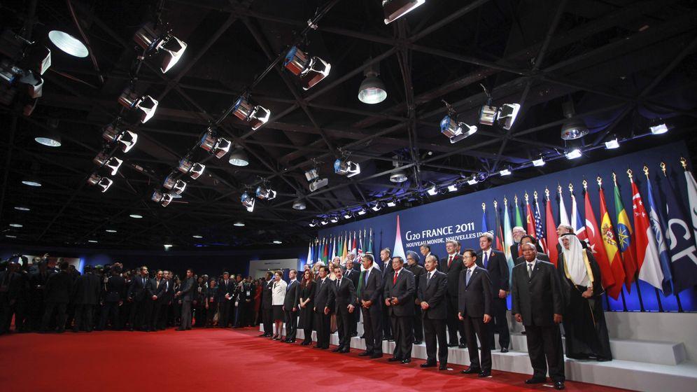 G-20-Gipfel in Cannes: Viele Ideen, wenig Konkretes