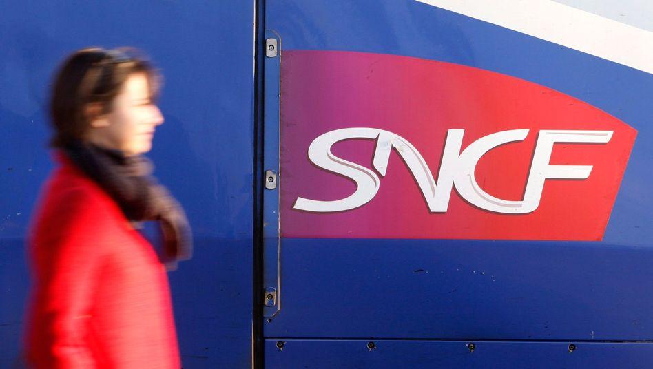 SNCF-Passagierin: Bei Billigfluggesellschaften abgeguckt