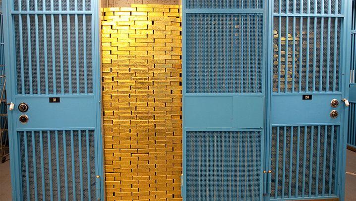 Goldreserven: Der Schatz von Manhattan