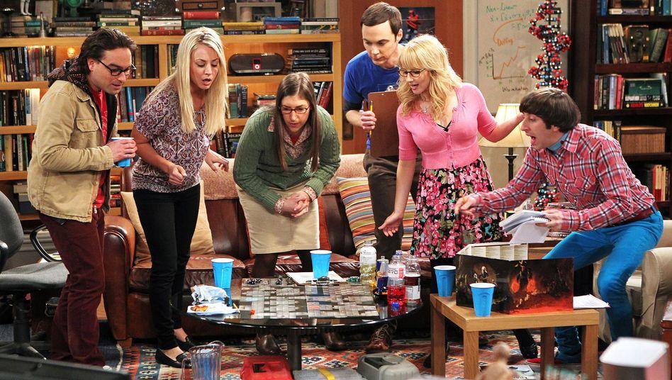 """Szene aus """"The Big Bang Theory"""": Von Videoplattformen verschwunden"""