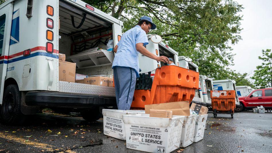 Unzuverlässige Boten: Der United States Postal Service (UPSP)