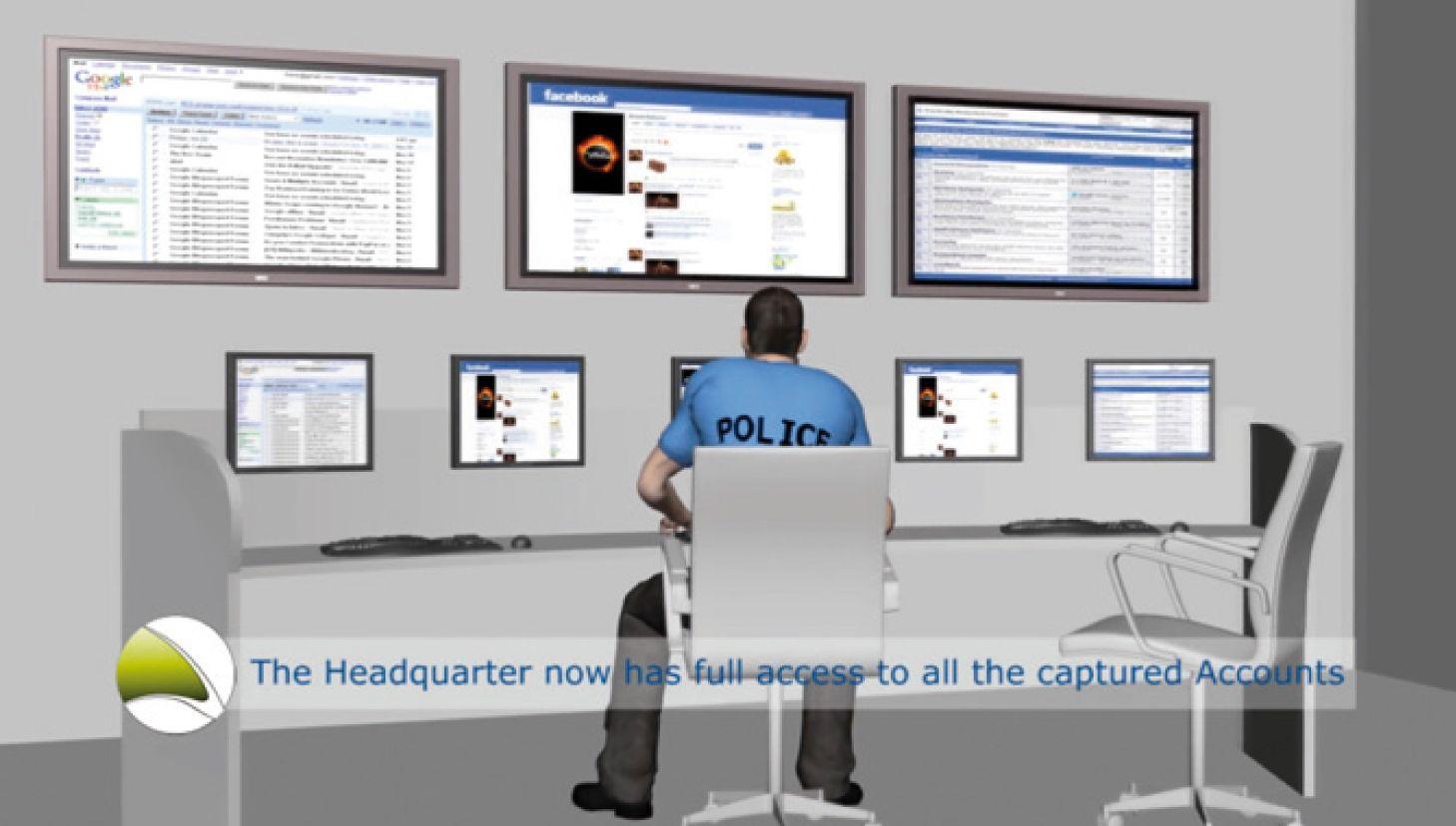 """SP 49/2011 Werbevideo Überwachungssoftware """"FinFisher"""" #3"""