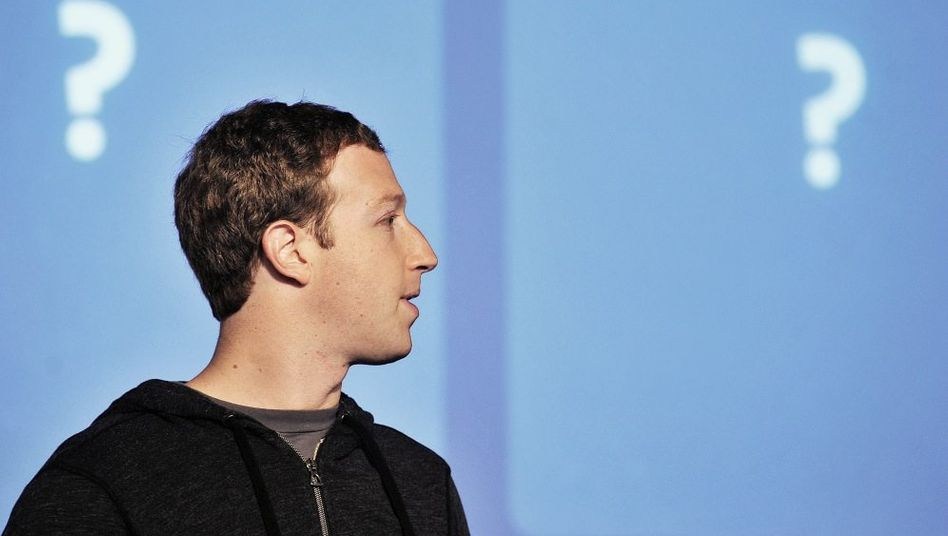 Facebook-Gründer Zuckerberg: Atlas der Lebenswelten