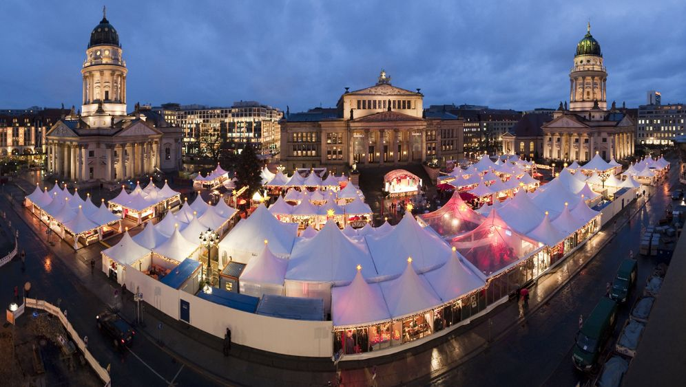Photo Gallery: Christmas Across Germany
