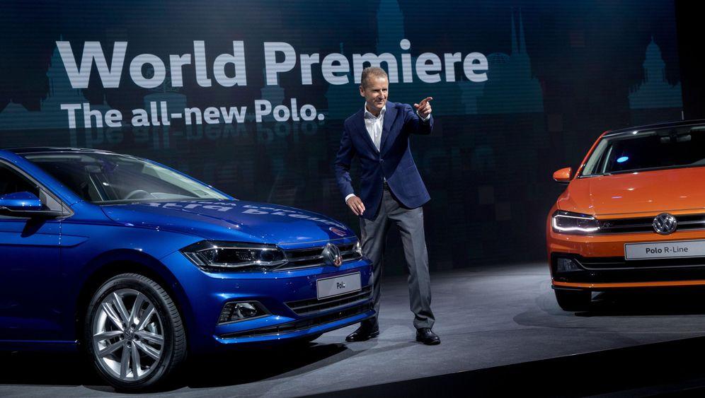 Weltpremiere in Berlin: So sieht der neue VW Polo aus