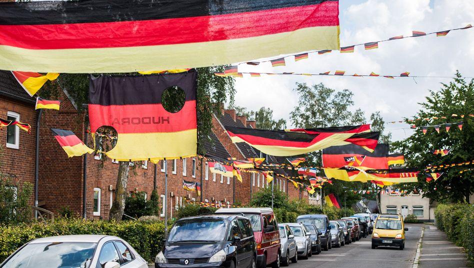 Flaggen in Lübeck)