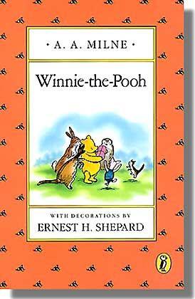 """""""Winnie the Pooh"""": Weltweit bekanntes Kinderbuch"""