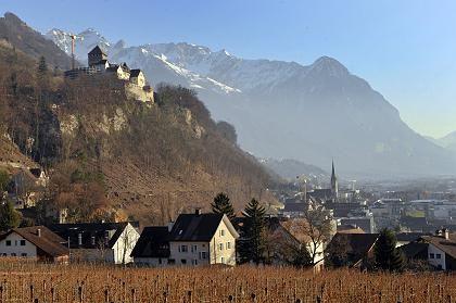 Liechtensteiner Burg: Steuerparadies mitten in Europa